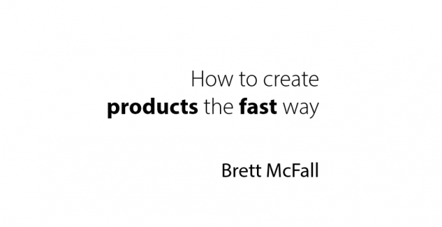 How To Create Products The Fast Way
